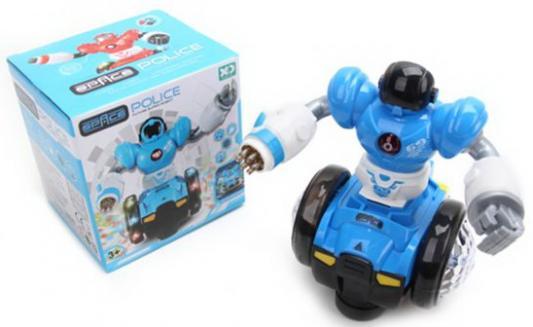 Купить Игрушка Наша Игрушка Робот 20 см со звуком светящийся, Игрушки Роботы
