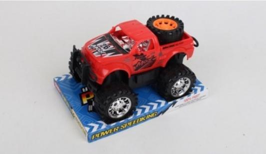 Инерционная машинка Shantou красный инерционная металлическая машинка play smart 1 52 грузовик огнеопасно красный 16x6x7 65см