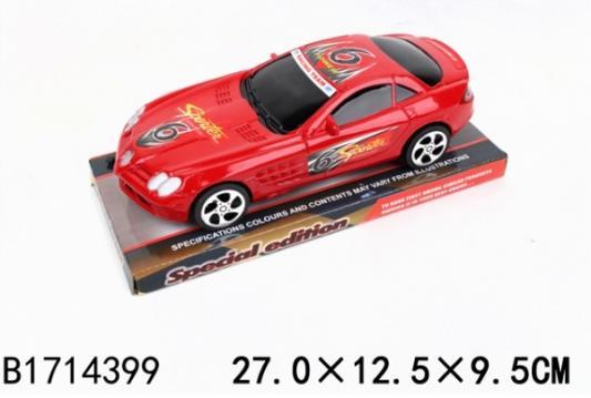 Фото - Инерционная машинка Shantou Машина цвет в ассортименте yellow 5310 инерционная машинка мстители 1 16 3 шт в ассортименте