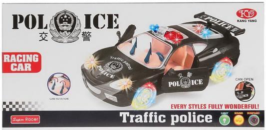 Машина на бат. полиция, свет+звук 2091A-2 в кор. в кор.2*48шт цены онлайн