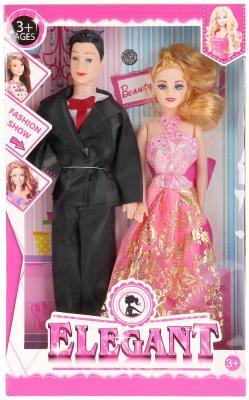 Купить Набор кукол Shantou 051A2 29 см, пластмасса, Классические куклы и пупсы