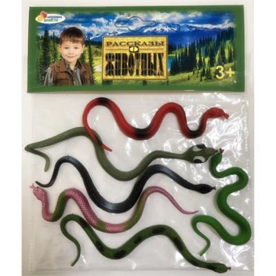 Набор фигурок ИГРАЕМ ВМЕСТЕ Змеи