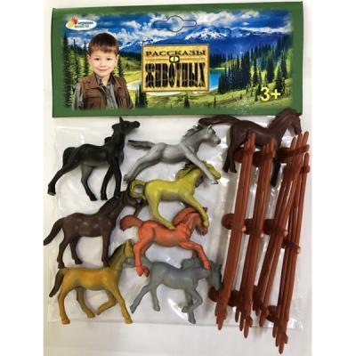 Игровой набор ИГРАЕМ ВМЕСТЕ Лошади