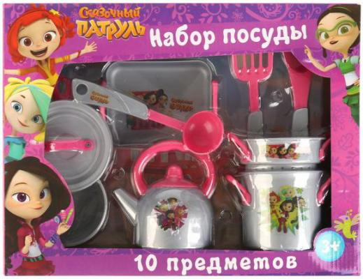 набор посуды Играем вместе Сказочный патруль