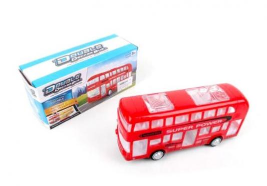 Автобус Наша Игрушка красный