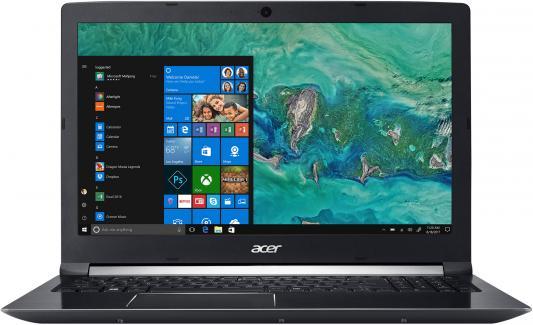 Ноутбук Acer Aspire A717-71G-50CV Core i5 7300HQ/16Gb/1Tb/SSD128Gb/nVidia GeForce GTX 1060 6Gb/17.3/IPS/FHD (1920x1080)/Windows 10 Home/black/WiFi/BT/Cam/3220mAh