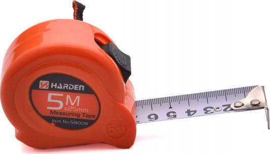 Рулетка Harden 580009 7.5мx25мм рулетка harden 580036