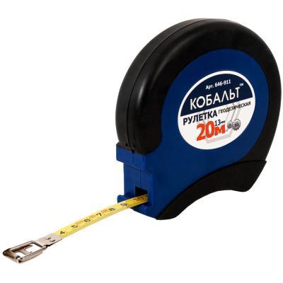 Рулетка Кобальт 646-911 20мx13мм цена и фото