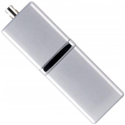 Внешний накопитель 8GB USB Drive <USB 2.0> Silicon Power LuxMini 710 Silver