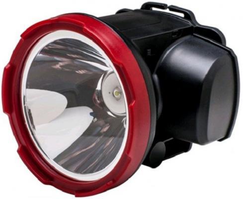 Фонарь КОСМОС KOCAccuH5WLED светодиодный аккум. налобный H5W 2 режима 5Вт LED 2А.ч зарядка от USB цена