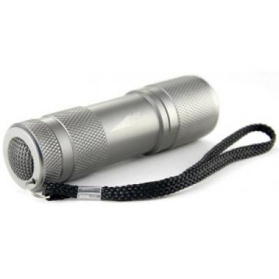 Фонарь ручной Яркий Луч LUX-0.5W серебристый ручной фонарь яркий луч t65 escort черный