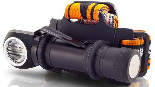 все цены на Фонарь налобный Яркий Луч LH-500 ACCU ENOT чёрный онлайн