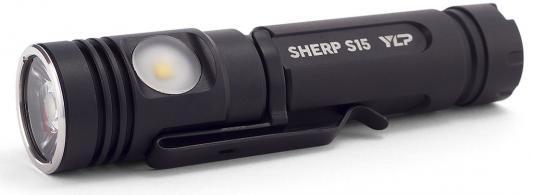 Фонарь ручной Яркий Луч YLP S15 Sherp чёрный ручной фонарь яркий луч t65 escort черный
