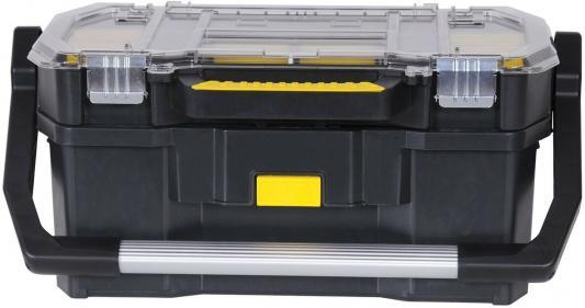 Ящик со съемным органайзером STANLEY STST 1-70-317 19 55,6 x 32 x 24,9 см ящик stanley 1 97 514 со съемным органайзером 24 67x32 3x25 1см