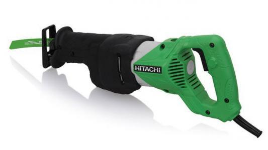 цена на Ножовка HITACHI CR13V2 1010Вт 0-2800ход/мин ход пилы 29мм в кейсе