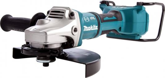 Шлифмашина угл MAKITA DGA900Z Ф230мм, 36В, д\\2-х акк 18В, Li-ion, 6000об\\м, кор,тормоз, anti-restar шлифмашина угл makita dga518zu ф125мм 18в li ion 3000 8500 м aws bluetooth anti rest
