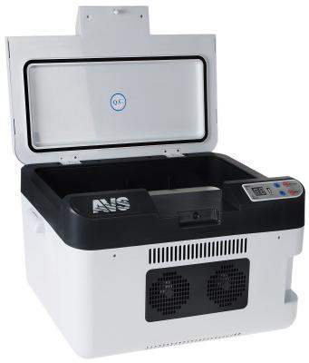 Холодильник AVS CC-24WBC автомобильный программное цифровое управление usb-порт 24л 12v/24v/220v термоэлектрический автохолодильник avs cc 24wbc аккумуляторы холода в подарок page 4