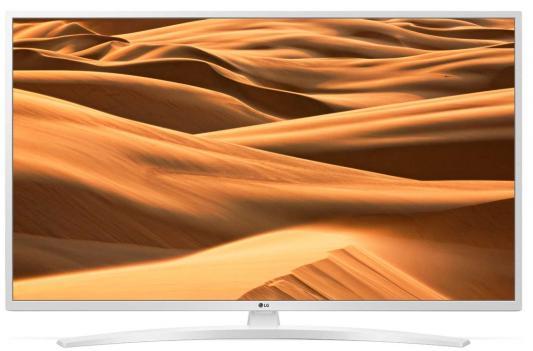 Телевизор LG 43UM7490PLC белый (43UM7490PLC.ARU) цены