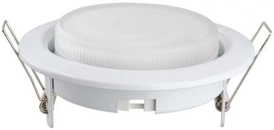 Светильник CAMELION FM1-GX53-W металлический встраиваемый белый цены