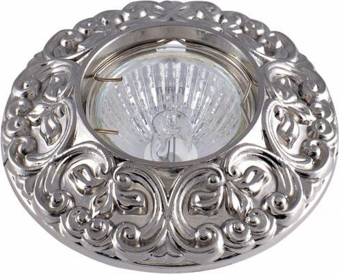 Светильник DE FRAN СЛ036043 сатин-никель цена
