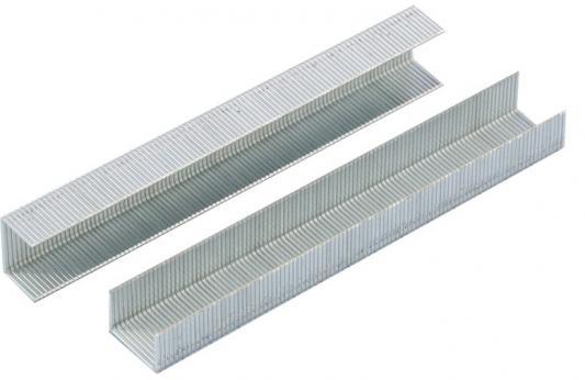 Скобы для степлера GROSS 41710 10мм 1000шт. скобы для степлера gross 12 мм 1000 шт