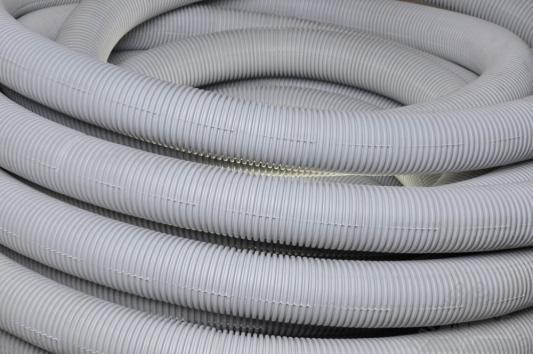 Труба ПАРТНЕР-ЭЛЕКТРО УТ-013240 гофрированная пвх эконом диам.32 с/з (25м) труба металлопластиковая диам 26 1 henco бельгия