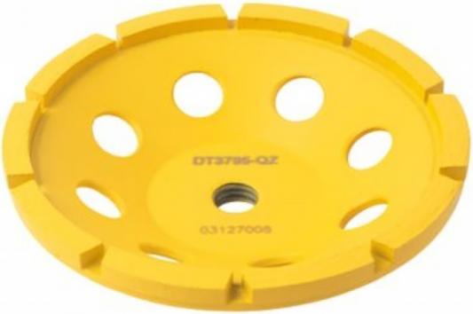 Чашка алмазная DEWALT DT3797-QZ Turbo EXTREME 125хM14 h=8мм