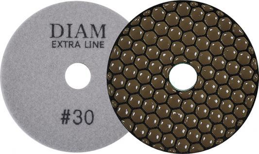 Круг шлифовальный DIAM АГШК 100x2.0 №30 Extra Line сухой цены онлайн