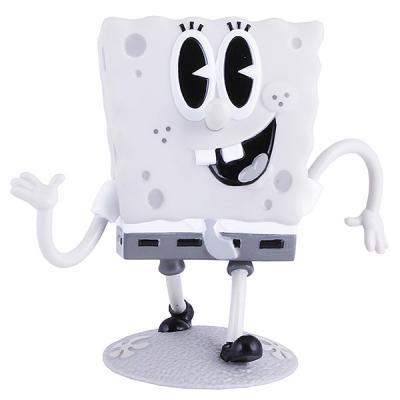 SpongeBob игрушка пластиковая 11,5 см - Спанч Боб ретро мягкая игрушка spongebob спанч боб со звуковыми эффектами eu690903
