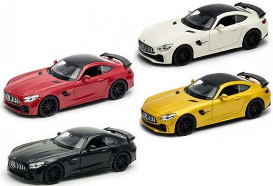 Игрушка модель машины 1:38 Mercedes-Benz AMG GT R цена