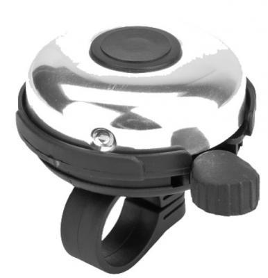 Звонок RT 41А-06 черно-серебристый