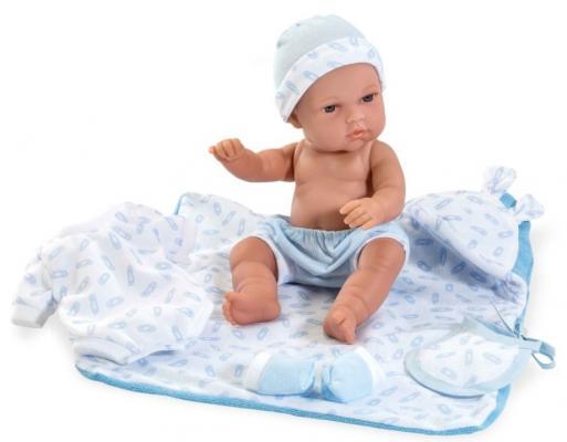 Купить Пупс Arias Пупс Arias Elegance 33 см, винил, текстиль, Классические куклы и пупсы