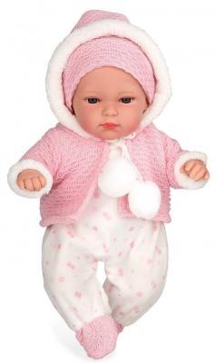Купить Кукла Arias Кукла Arias Elegance 33 см со звуком плачущая, винил, текстиль, Классические куклы и пупсы