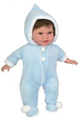 Купить Пупс Arias Пупс Arias Elegance 42 см со звуком плачущая, винил, текстиль, Классические куклы и пупсы