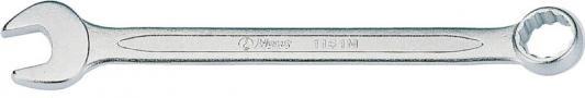 Ключ HANS 1161M07 комбинированный 7мм ключ гаечный hans 1105m32x36
