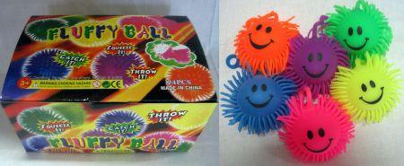 Купить Мячики светящиеся 4005-1 4 дюйма, (24 шт в наборе), в/к 25х15х18 см, best toys, цвет в ассортименте, унисекс, Мячи и животные прыгуны