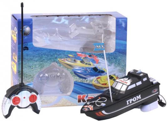 Катер на радиоуправлении best toys 1127420-PJ74 черный