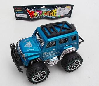 Инерционная машинка best toys Машина синий bob the builder машинка инерционная цвет синий