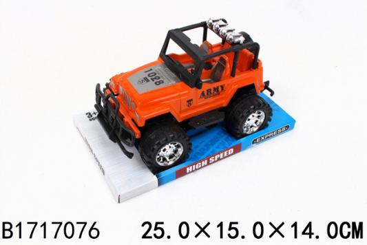 Инерционная машинка best toys Машина красный инерционная металлическая машинка play smart 1 52 грузовик огнеопасно красный 16x6x7 65см