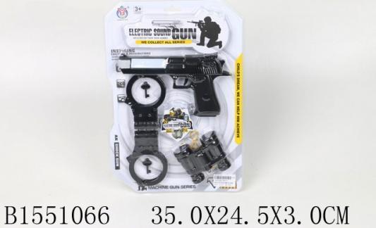 Игровой набор best toys Полицейский 3 предмета цена