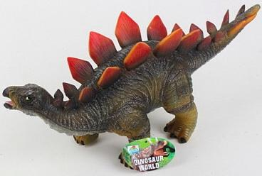 Купить Динозавр, звук. эффект, в/к 37, 5*11, 5*16 см, best toys, коричневый, пластик, для мальчика, Игрушки со звуком