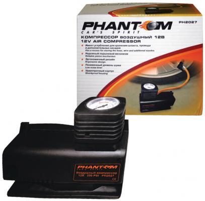 Компрессор PHANTOM РН2027 воздушный 12В цены онлайн