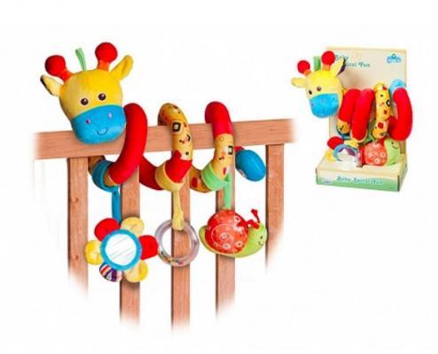 Погремушка-подвеска best toys Погремушка-подвеска аэлита погремушка подвеска на коляску подвеска с колокольчиками