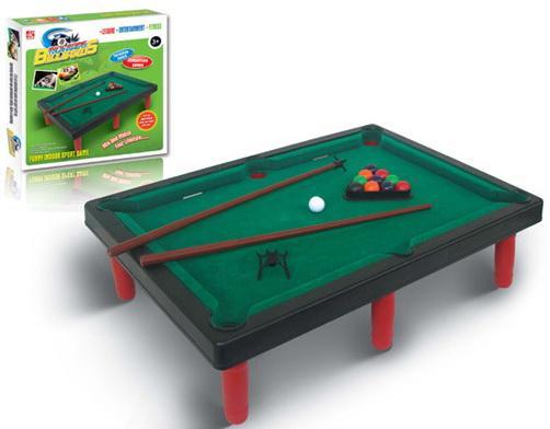 Настольная игра Бильярд в/к 41,5*28,5*12 см настольная игра best toys бильярд бильярд