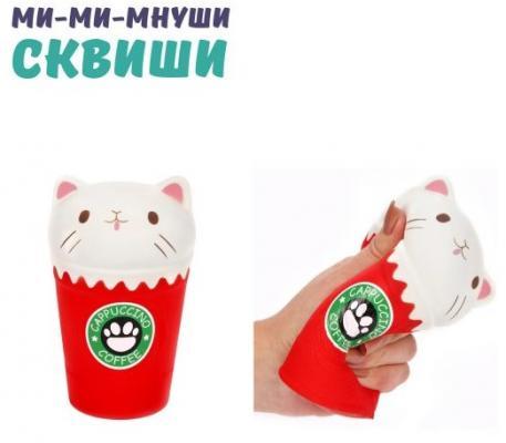 Игрушка Little Zu Кофе кот