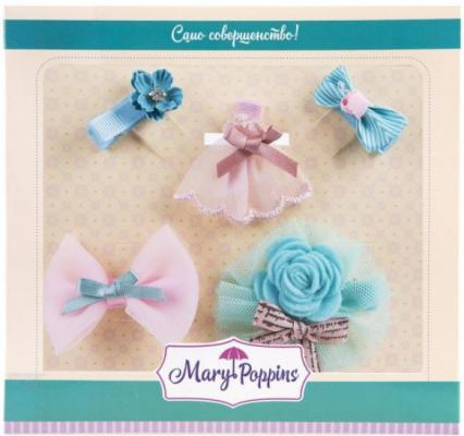 Купить Заколка для волос Mary Poppins Ledy Mary 5 шт разноцветный, Аксессуары