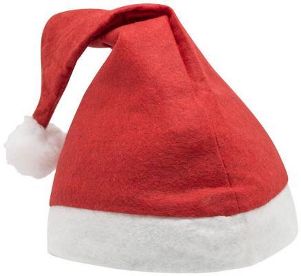 Карнавальная шапка, 28*38 см, полиэстер_