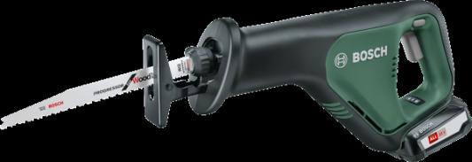 Аккумуляторная сабельная пила Bosch AdvancedRecip 18 06033B2401 1 АКБ+ЗУ