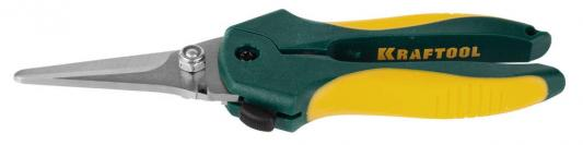 Ножницы KRAFTOOL 40000-1 z01 прямые технические универсальные усиленные лезвия
