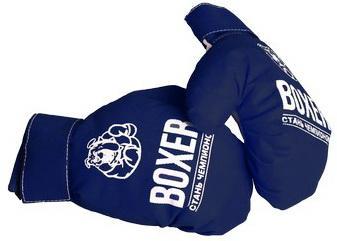 Спортивная игра спортивный Лидер боксерские перчатки